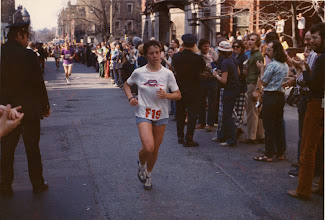 Photo: 1973 Boston Marathon Win Jacqueline Hansen