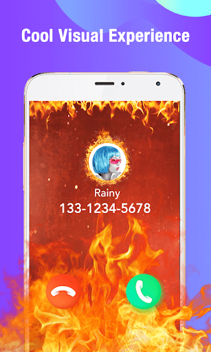 Color Call Flash- Call Screen Call Phone LED Flash 4.2 screenshots 1
