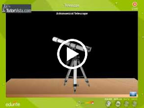 Video: ส่วนประกอบของกล้องโทรทรรศน์ (7.4 MB)