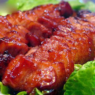 Vietnamese Sandwich with Char Siew recipe (Banh Mi Xa Xiu)