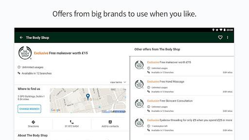 vouchercloud: deals & offers screenshot 12