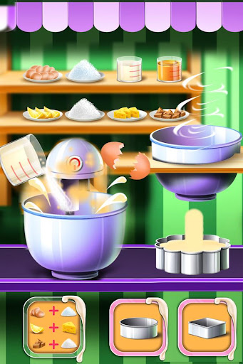 Screenshot for Cake Cooking Shop in United States Play Store