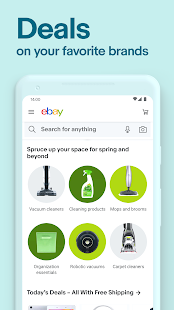 eBay: Buy, sell, and save money on home essentials Screenshot