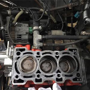 ジムニー JA11V 平成7年式のエンジンのカスタム事例画像 jyo オサーンの庭先ガレージさんの2019年01月20日19:24の投稿