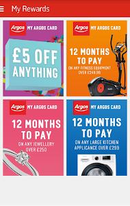 My Argos Card screenshot 5