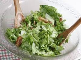 Easy Wilted Lettuce Recipe