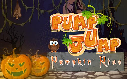 Pump Jump : Pumpkin Rise