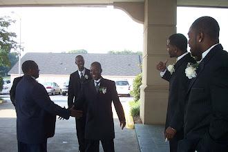 Photo: Rashid & his men