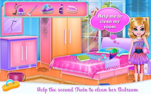Twin Girls Room Cleaning- screenshot thumbnail