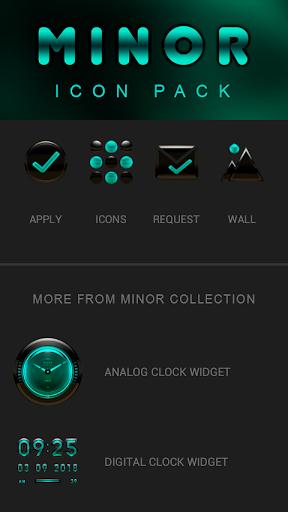 MINOR Icon Pack  screenshots 5