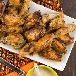 Ranch Chipotle Chicken Wings