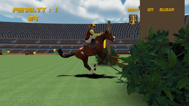 Скриншот Show Jumping