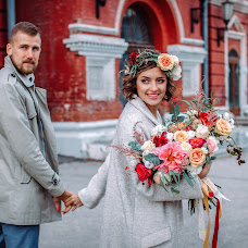 Wedding photographer Viktoriya Vins (Vins). Photo of 28.09.2017