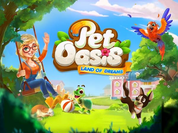 Pet Oasis v1.0.8 [Mod]