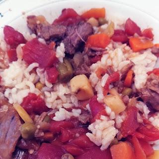 Crockpot Beef Tips Recipe