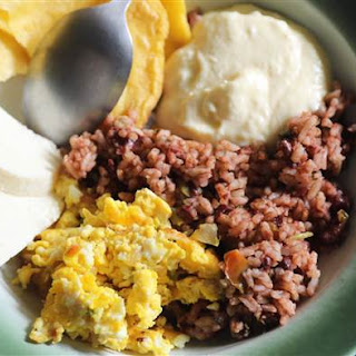 Costa Rican Black Beans and Rice (Gallo Pinto).