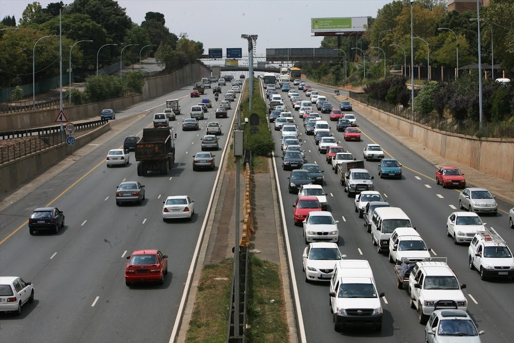 Traffic could peak at 3,500 cars an hour on N3 to Durban on Friday - SowetanLIVE