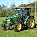 Jigsaw Puzzles Tractor John Deere 🧩🚜🧩🚜🧩 icon