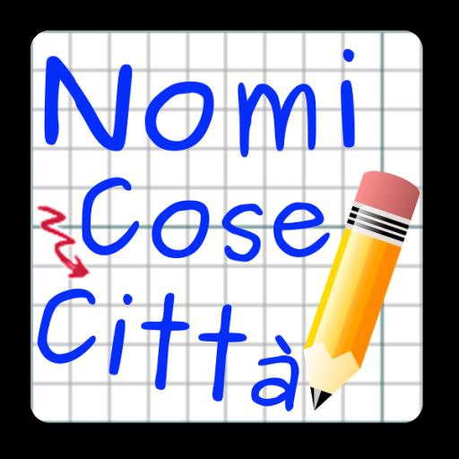 Nomi Cose Città (game)