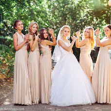 Wedding photographer Denis Frolov (DenisFrolov). Photo of 29.09.2016