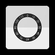 Rotating Speedometer