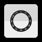 Rotating Speedometer icon