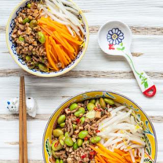 Zha Jiang Noodles.