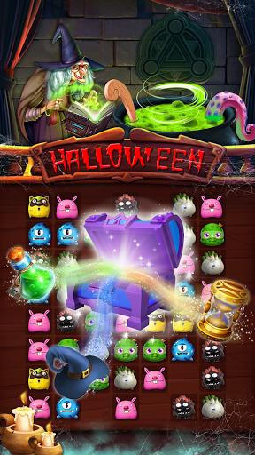 halloween mania - match 3 screenshot 3