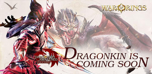 War of Rings-Awaken Dragonkin game (apk) free download for Android/PC/Windows screenshot
