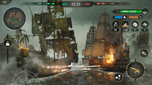 King of Sails: Naval battles 0.9.491 screenshots 2
