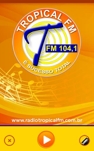 Tropical FM 104.1 Araras/SP for PC
