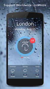 Live Weather screenshot 2