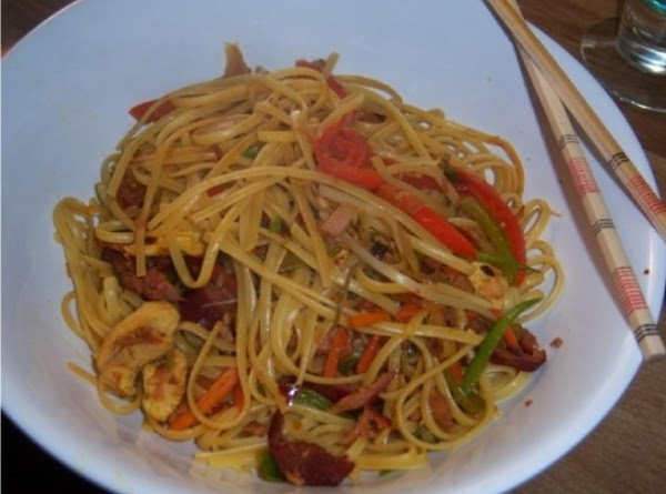 Curry Noodles Recipe