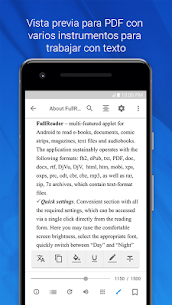 FullReader Premium: Lector de libros electrónicos 5