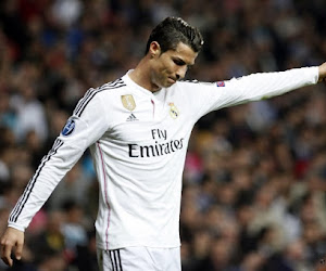 Quel geste technique de Cristiano Ronaldo