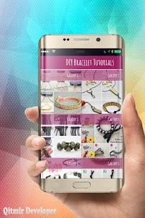 DIY Bracelet Tutorials - náhled