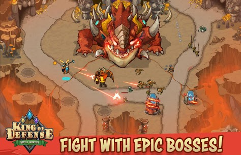 King Of Defense MOD (Unlimited Diamonds/Coins)[Latest] 5