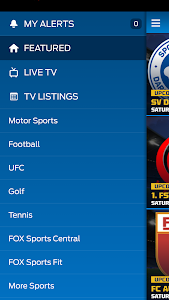 FOX Sports Play screenshot 1