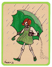 Photo: Mail Art 365 Day 14 card 14a