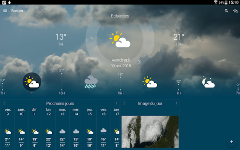 Météo-France- screenshot thumbnail