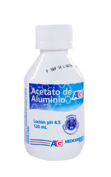 Acetato de Aluminio AG