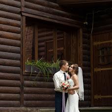 Wedding photographer Oksana Ichalovskaya (ichalovskaya). Photo of 28.10.2016
