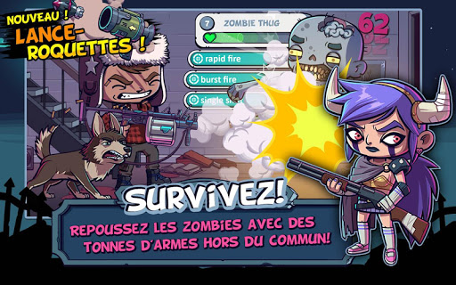 ZOMBIES ATE MY FRIENDS  captures d'u00e9cran 2