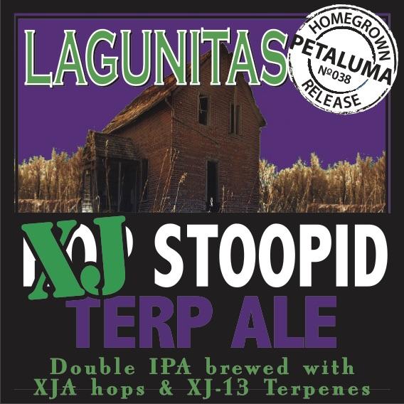 Logo of Lagunitas Xj Stoopid