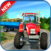 Tractor Farming Cargo – Transport Simulator 2017