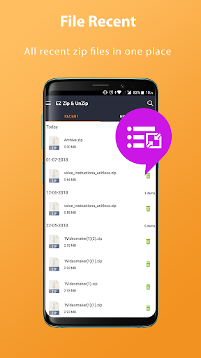 Zip File Extractor - File Compressor, Unzip, Unrar app (apk) free