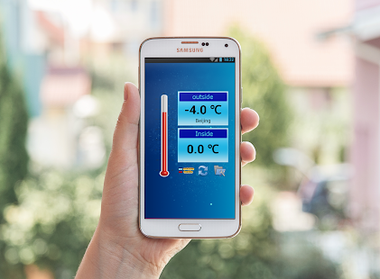 Thermometer inside and outside - Android Apps on Google Play