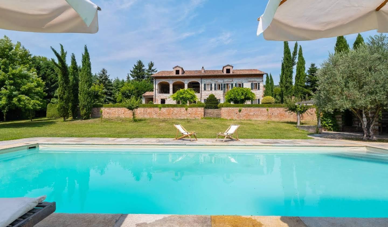 Villa avec jardin Mombello Monferrato