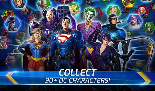 DC Legends 1.26.10 Mod (DEFENSE / DMG MULTIPLE) 2
