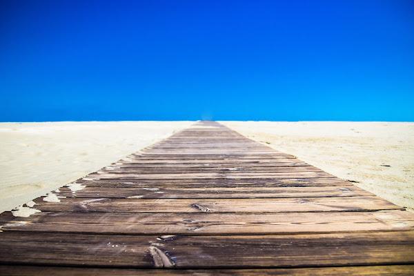 spiaggia di inverno di g.paciphoto